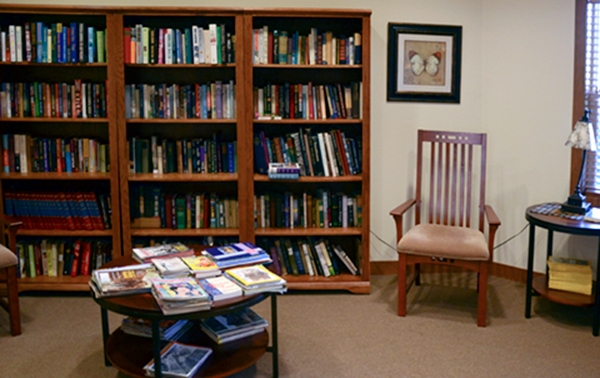 Spring Valley Senior Living and Health Care Campus Library